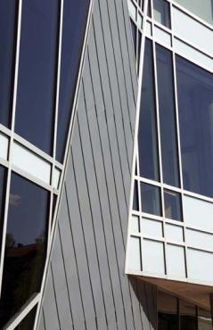 Zinc Building Cladding