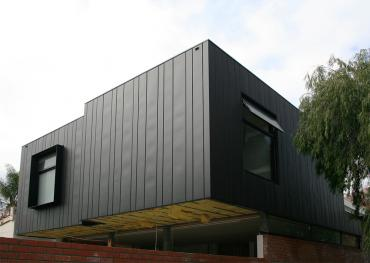 Zinc Cladding Ventilation